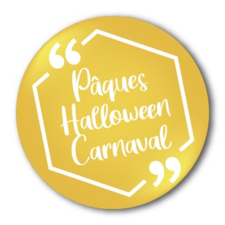 Pâques, Halloween et Carnaval